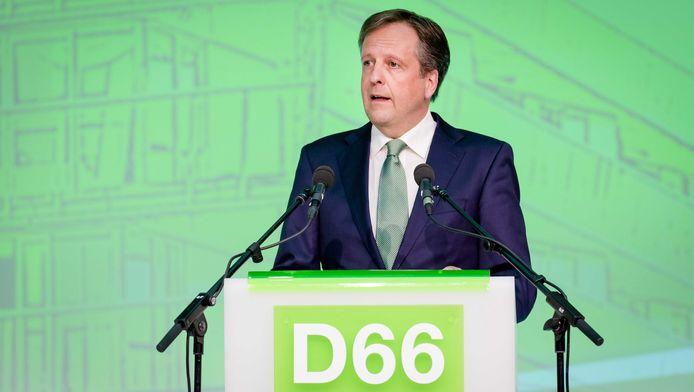 D66 gaat nooit meewerken aan een referendum over een Nexit.
