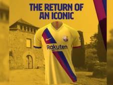 Pour les 40 ans de la Masia, le Barça sort un maillot spécial