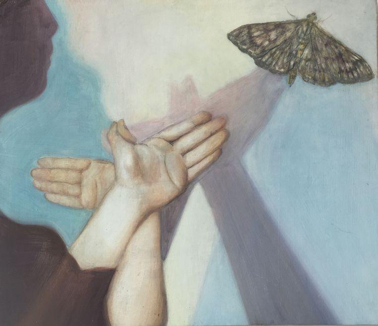 Naeun Kang @ Koninklijke Academie voor Beeldende Kunst Beeld Anna van Leeuwen
