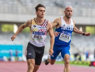 Europabeker: Kobe Vleminckx vierde op 100m in beste seizoensprestatie van 10.49.
