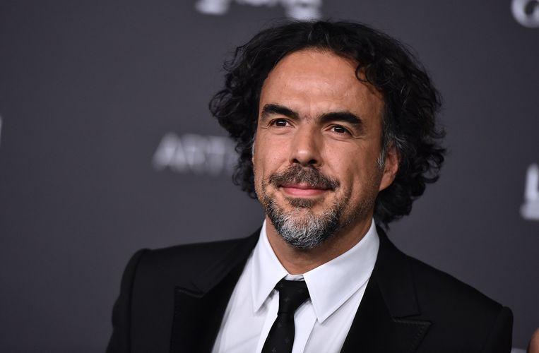 Alejandro Gonzalez Iñárritu beschouwt virtual reality als een op zichzelf staande kunstvorm. Beeld Jordan Strauss/Invision/AP