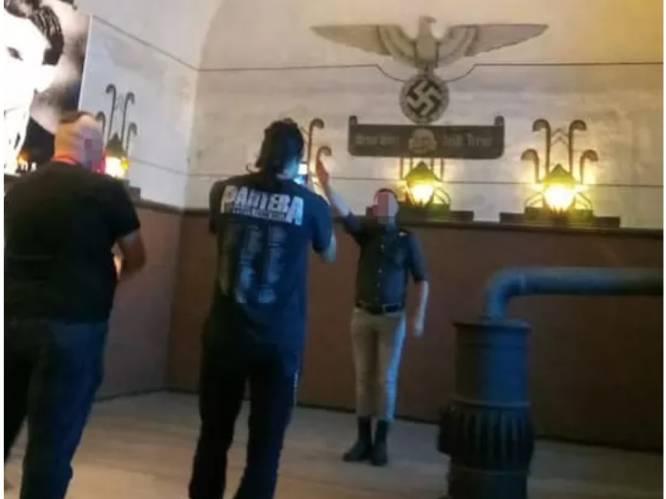 """""""Als Vlaams Belang aan de macht komt, neem ik mijn plaats in de inquisitie in"""": extremist (24) die Hitlergroet bracht in Fort van Breendonk riskeert zes maanden cel"""