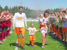 Voetbalmarathon Stiphout Vooruit voor Stichting ALS