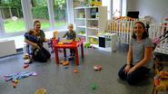 Voormalig bankgebouw is nu kinderopvang De Vriendekes