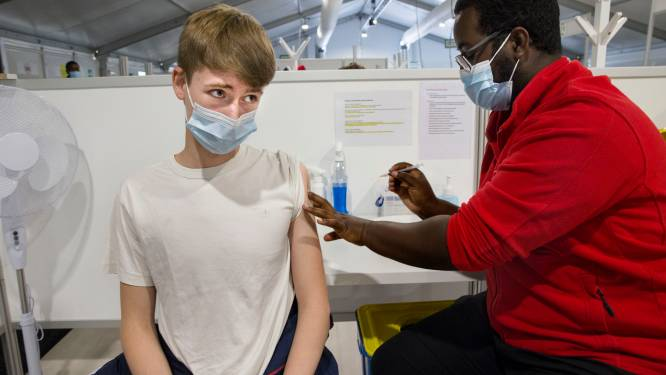 Meer mensen onder de 45 jaar laten zich vaccineren nu de coronatoegangspas wordt gebruikt