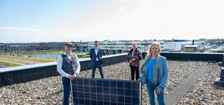 Lyceum Ypenburg krijgt zonnedak met ruim 400 panelen