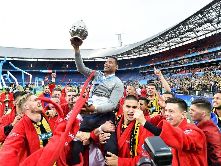 Succescoach Henk Fraser: 'Vitesse kan deze keer de KNVB-beker ook zeker winnen'