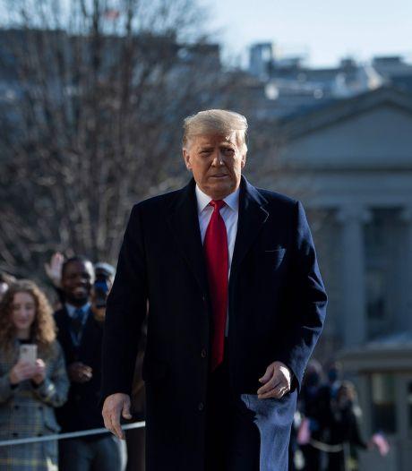 Trump officiellement mis en accusation pour avoir incité aux violences du Capitole
