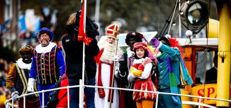 Sinterklaas nog even in de wacht