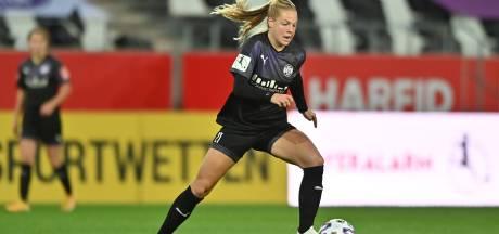 Jill Baijings uit Terheijden voor het eerst in selectie van de Leeuwinnen