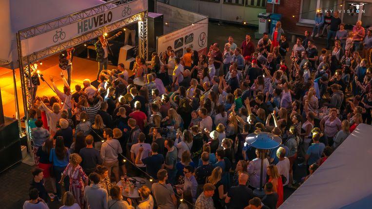 Heuvelo lokte 1.500 bezoekers.