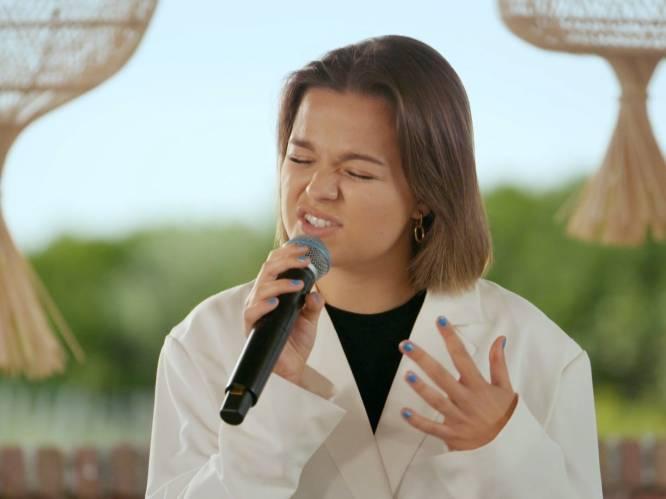 """Pauline klopt Nederlandse topfavoriete Kimberley in 'Regi Academy': """"Op haar kan ik tenminste ook volgende zomer rekenen"""""""