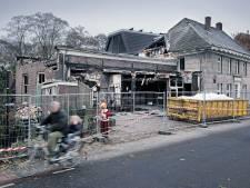 Oplossing gloort voor deels afgebrand café Ravenstein
