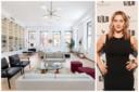Kate Winslet en haar appartement in New York
