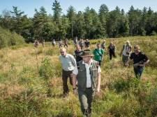 Met boswachter Lennard over A50-ecoduct Tolhuis bij Wapenveld: 'Stiekem weten we zeker dat de wolf hier kwam'