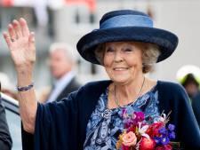 Prinses Beatrix speciale gast bij viering 125 jaar NCB in Gemert