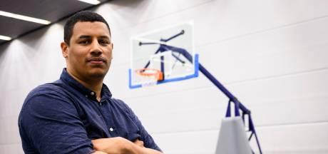 Gino Ragueb coach van basketballers River Trotters: 'Het is lastig om niet meer als speler te denken'