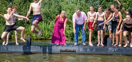 Steiger Langeraarse Plassen opgeknapt, maar zwemtrap weggehaald: 'Geen officiële zwemplek'