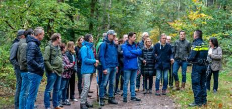 Maandag geen actieve zoektocht naar vermiste Sacco Tange uit Oosterhout