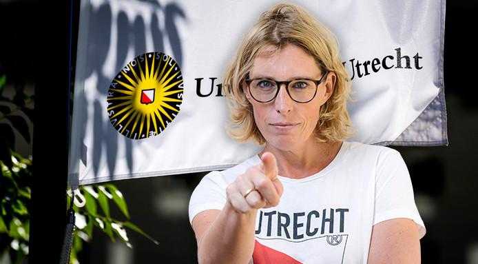 Columniste Marieke Dubbelman schrijft over de Utrecht University en de studiekeuze van haar zoon.