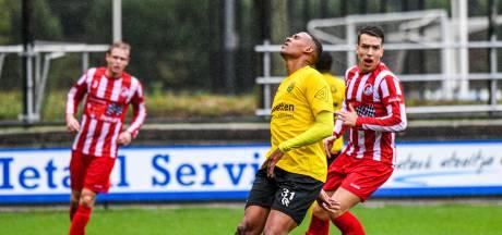 Halsteren grijpt ondanks uitbreiding naast promotie naar derde divisie