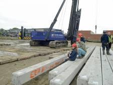 Nieuwbouw Campus Hatfield bereikt hoogste punt