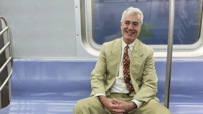 Mannen moeten benen sluiten in New Yorkse metro