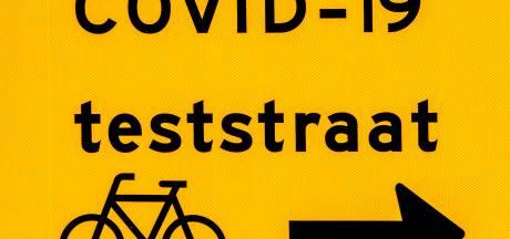 Aantal besmettingen in Twente lijkt iets te dalen