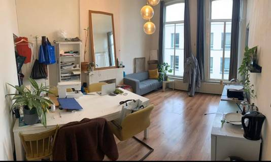 Michaels kamer in Arnhem is ruim en betaalbaar.