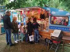 Festival De Veste ook met regen gezellig