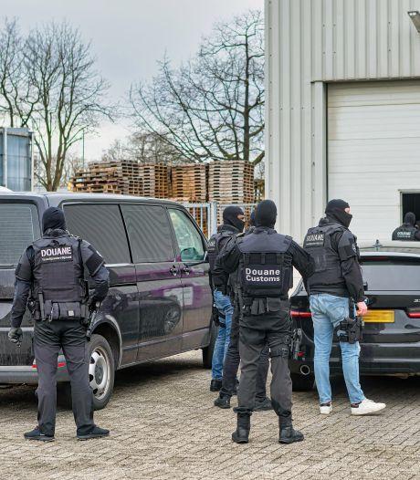 Illegale sigarettenhandel: inval in pand op beoogde locatie Oosterhoutse moskee
