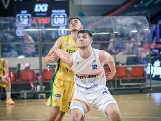 """Bryan De Valck wil 3x3 droom basketbal verder waarmaken in Kroatië: """"Ik zie wel waar het schip strandt"""""""