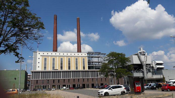 Gebouw TR - de Innovation Powerhouse, genoemd naar de voormalige functie: die van energiecentrale -  op Strijp-T in Eindhoven.