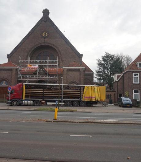 Geen markt, wel woningen in Tilburgse kerk