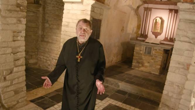 Gesloten Sint-Hermescrypte toch te bezoeken dankzij filmpje