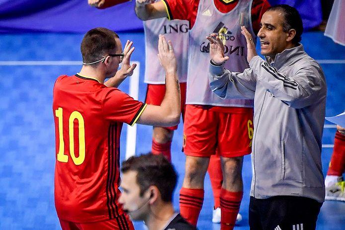 Ancien taulier des Diables Rouges Futsal, Karim Bachar en est aujourd'hui le sélectionneur. Avec l'ambition de faire grandir la discipline au niveau belge.