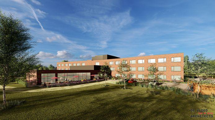 Foto ter illustratie: Woonzorgcentrum Sint-Vincentius in Zaffelare