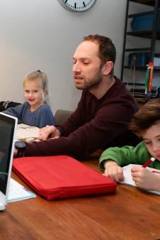 Willem Jan is vader én leraar: 'Doe de scholen weer snel open, dit is voor niemand goed'