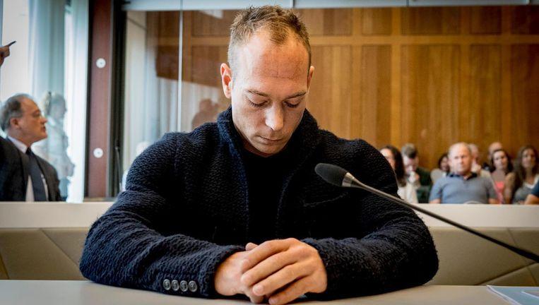 Het was de week van turner Yuri van Gelder Beeld anp