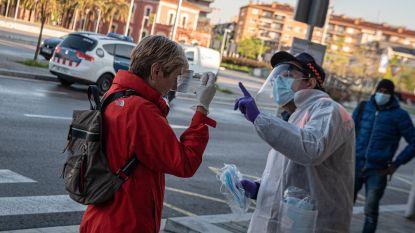 Dodentol in Spanje loopt weer licht op