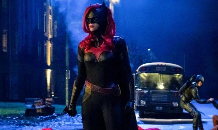 Ruby Rose als Batwoman.