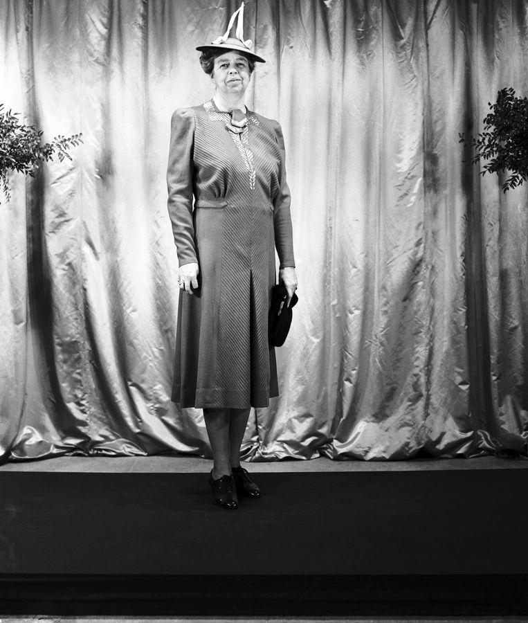 Eleanor Roosevelt Beeld Getty