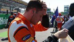 Onze F1-watcher ziet hoe aanvankelijk gestresseerde Vandoorne als een metronoom een sterk nummertje opvoert
