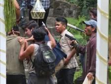 Drie sterren voor New Order: Boze satire uit Mexico is even klinisch als schokkend