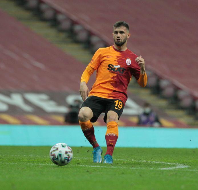 Omer Bayram van Galatasaray op archiefbeeld.