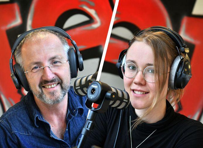 Emma Somsen en Sander Lindenburg spreken voor jou op werkdagen het Stentor Nieuws in! Er zijn nieuwsbulletins om 11:30 en 17 uur.