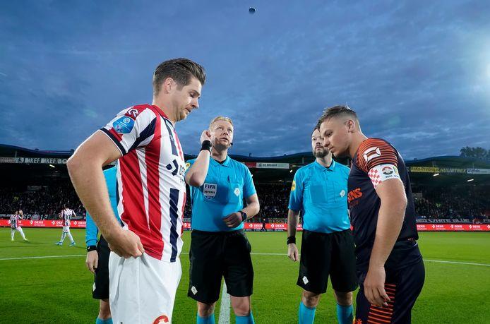 Afgelopen seizoen troffen Willem II en RKC elkaar ook.