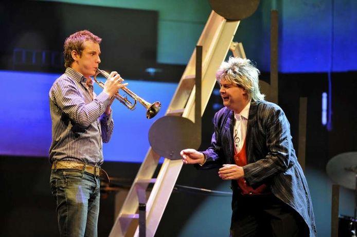 Alle voorstellingen van de Rijssense Revue hebben plaats in theater het Parkgebouw. Foto Toma Tudor