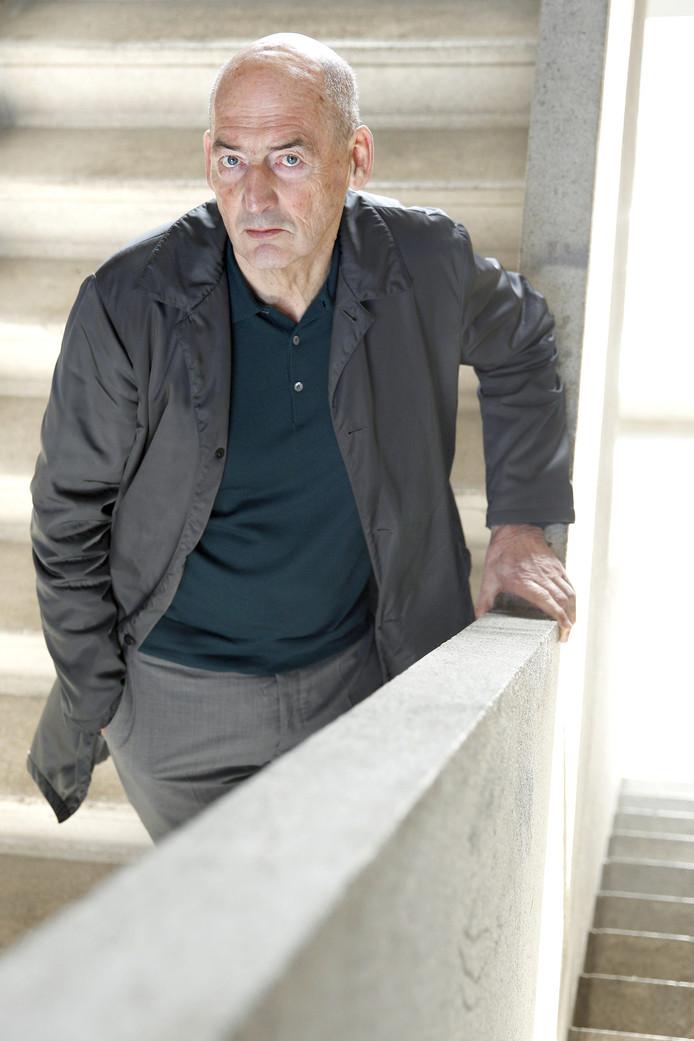 De Rotterdamse sterarchitect Rem Koolhaas voelt zich pas echt serieus genomen, nu hij op leeftijd is.