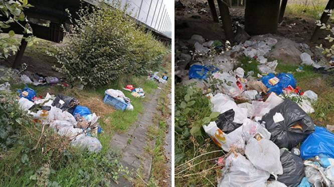 """Une rue de Charleroi transformée en dépotoir: """"Le ras-le-bol est réel dans le quartier"""""""
